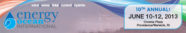 National Grid to Keynote Energy Ocean